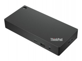 Lenovo ThinkPad Universal USB-C Dock - Dockingstation - USB-C - HDMI, 2 x DP - GigE