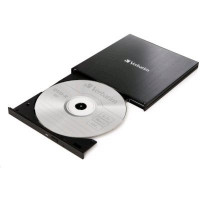 Verbatim Slimline - DVD±RW - USB 3.2 Gen 1