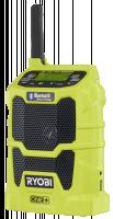 Ryobi R18R-0 Bezdrátové rádio