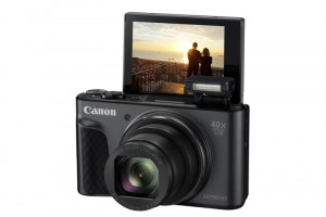 "Canon PowerShot SX730HS, Black - 20MP, 40x zoom, 24-960mm, 3,0"""