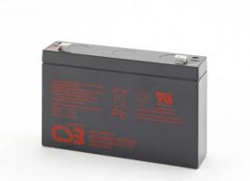 CSB sada 6 baterií HRL634W 6V/9Ah 34W