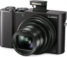 Panasonic Lumix DMC-TZ100, černá - Digitální fotoaparát