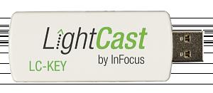 InFocus LightCast CL-Key Bezdrátový adaptér