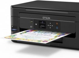 Epson EcoTank ET-2650 Multifunkční tiskárna, černá
