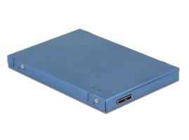 """DeLOCK 62787 SSD 2.5"""" příslušenství k pevným diskům modrá"""