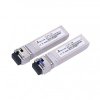 ExtraLink YT-SFP+ LRA/LRB SFP+ 1xLC (Single-Mode) 1270/1330nm BiDi 20km - Pair