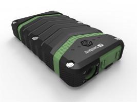 Sandberg Survivor Powerbank 20100mAh přenosná baterie, černo-zelená