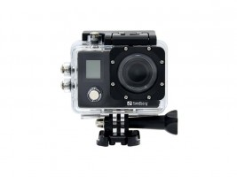 Sandberg ActionCam 4K vodotěsné + WiFi akční kamera