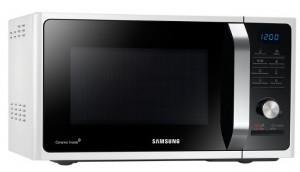 Samsung MG23F301TAW Na kuchyňskou linku Mikrovlnná trouba s grilem 23l 800W Bílá