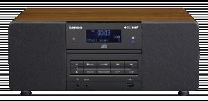 Lenco DAR-050, hnědý
