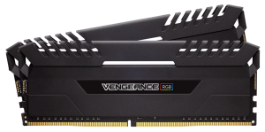 Corsair Vengeance RGB Series 2x 16GB, DDR4 3200MHz CL16