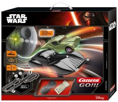 Carrera GO STAR WARS, Autodráha