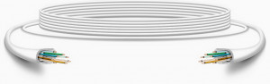 Ubiquiti UniFi Interiérová kabel Cat6 CMR UTP 23 AWG 304m, Up to 10G Ethernet