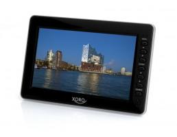 """Xoro PTL 1010 10.1"""" LCD 1024 x 600px Černá přenosná televize"""