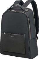 "Backpack SAMSONITE 85D09007 14,1"" ZALIA, comp, doc, tblt, pock, black"