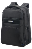 "Backpack SAMSONITE 76N09004 15,6"" AEROSPACE, comp, doc, tblt, pock, Black"