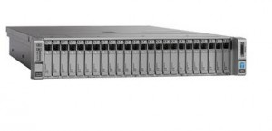 Cisco UCS C240 M4 1.7GHz E5-2603V4 Rack (2U) server