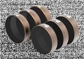 PolarPro Cinema filtry 6-Pack pro DJI Phantom 4 Pro / Pro Plus