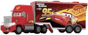 Dickie RC Cars 3 Turbo Mack Truck, Truck na dálkové ovládání