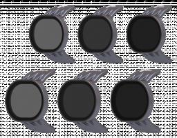 PolarPro filtrů - Sada filtrů 6ks