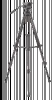 Libec TH-X, Trojnohý stativ