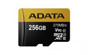 ADATA 256GB MicroSDXC UHS-I U3 bez adapteru