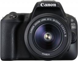 Canon EOS 200D + objektiv 18-55 mm DC III