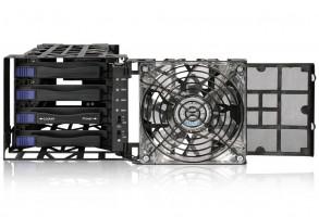 IcyDock MB074SP-1B Black Vortex, rámeček na hardisky