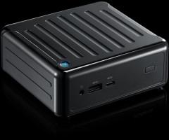 """ASRock BEEBOX-S 6200U/B/BB, i5-6200U, DDR4-2133, 2.5"""" SATA3, M.2, HDMI, USB 3.1 ([90BXG2V01-A10GA0P)"""