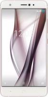 BQ Aquaris X bílá/pearl rose, mobilní telefon