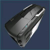 AZZA GT1 E-ATX, černá, PC skříň
