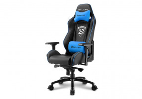 Sharkoon SKILLER SGS3 Polstrovaná kancelářská a počítačová židle