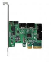 HighPoint RocketRAID 640L, řadič sata