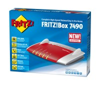 AVM FRITZ!Box 7490 A/CH - Bezdrátový router