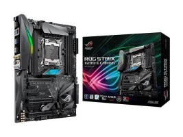 ASUS ROG STRIX X299-E GAMING, LGA2066, X299, DDR4, Dual M.2, USB 3.1