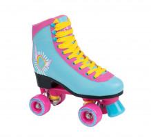 HUDORA Kolečkové brusle Disco Skate Wonders vel. 35/36