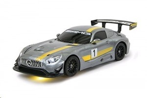 Jamara Mercedes AMG GT3 šedá