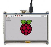 "Raspberry Pi 5"" - Dotyková obrazovka"