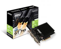 MSI GeForce GT 710 2GD3H H2D- Grafická karta
