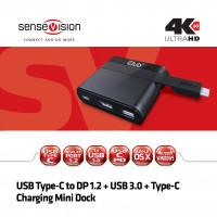 Club 3D SenseVision - Mini dock