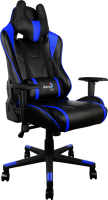 Aerocool Gaming Chair AC-220 BLACK / BLUE