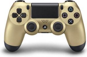 PS4 Dualshock 4 - Gold v2 (9895251)