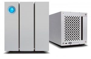 "LaCie 2big Thunderbolt 2, 3,5"", 12TB, USB 3.0"