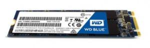 WD Blue SSD M.2 SATA 250GB SATA/600, 550/525 MB/s, 3D NAND