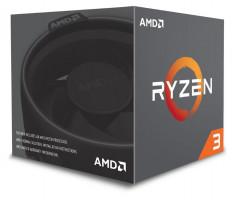 AMD RYZEN R3 1200 / AM4 / 3,1 GHz / 65W TDP / 10MB / BOX s Wraith Stealth