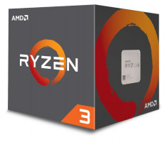 AMD RYZEN R3 1200 / AM4 / 3,1 GHz / 65W TDP / 10MB / BOX s Wraith Stealth