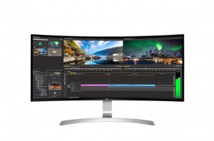 "LG Monitor LCD 34UC99-W 34"" IPS, 3440x1440, 5ms"