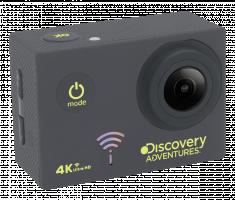 Discovery Adventures 4K Escape - Akční kamera