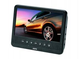 AEG 7 Zoll DVD 4555 - DVD přehrávač do auta