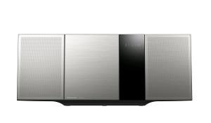 Panasonic SC-HC397EG-S, Micro HiFi System, Stříbrná barva